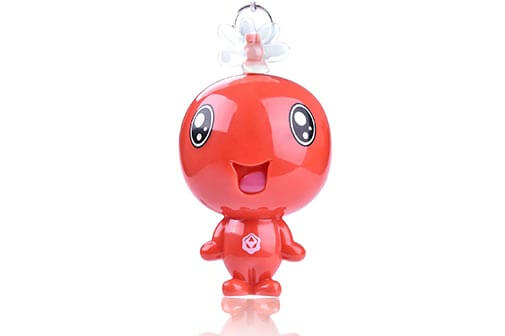 Red Baby Self Defense Alarm